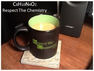 Coffee - Respect The Chemistry
